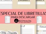 Especial Libretillas Para Descargar