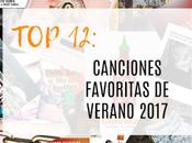 Canciones favoritas verano 2017