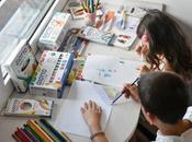 Sorteo material escolar Giotto #vueltaalcole