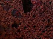 Bundt cake berenjena chocolate arándanos