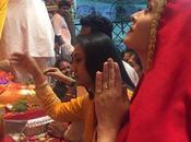 Aishwarya templo Lalbaugcha Raja Mumbai