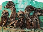 Artistas urbanos: bordalo