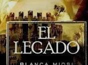 "LEGADO"" Bestseller Autora: Blanca Miosi"