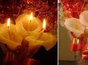 Aprende cómo hacer lindas flores velas
