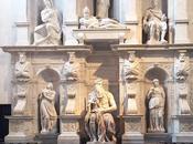 estatua Moisés Miguel Ángel