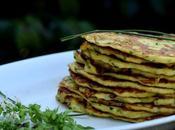 tortitas calabacín mozzarella