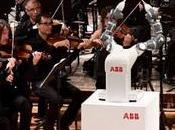 'Yumi' robot aparente afición Verdi