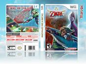 Legend Zelda: Skyward Sword!