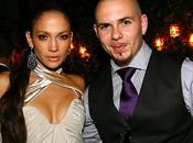 JENNIFER LOPEZ arrasa PITBULL FLOOR""