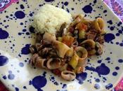 Poletni lignji Calamares verano Cocinas Mundo (Eslovenia)