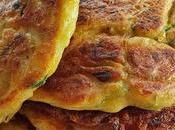 Tortitas calabacín