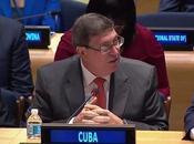 """Canciller Cuba: huracán doblegó espíritu resistencia cubanos"""""""