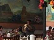 Parroquia, restaurante decepcionante Campeche.