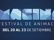 Imagina festival Animación llega setiembre.