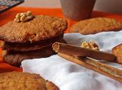 Cookies Carrot Cake (Galletas tarta zanahoria)