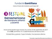 Festival Iberoamericano Literatura Infantil. Fundación Santillana