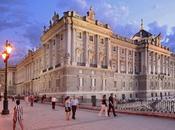 postal semana: Atardecer Palacio Real