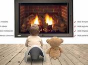 Ahorro energía cerramiento chimeneas