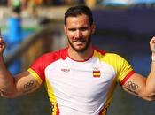 fotos sexys Saúl Craviotto, deportista olímpico policía nacional