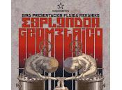Esplendor Geométrico Orfeon Gagarin Sala