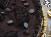 Tarta Oreo Chocolate fácil (sin horno)