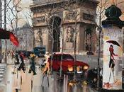 pinturas increibles Lóndres París Gajoum