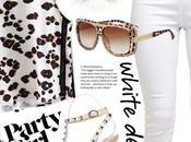 Work Wear Leopard Print Round Neck Tank