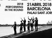 Conciertos Arcade Fire abril 2018 Palau Sant Jordi WiZink Center