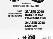 Arcade Fire actuará Barcelona Madrid abril 2018