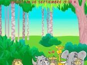 Storytelling Montequinto presenta 'Giraffes can't dance'