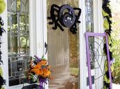 ideas para decorar puerta Halloween