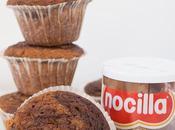 Muffins Nocilla