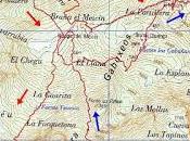 Tuiza Riba-Los Camisos-La Palazana-Picu Canalón Oscuru-Alto Terreros-Pena Cabello
