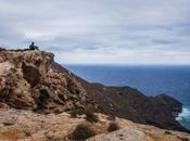 Mesa Roldán, queda viejo volcán Cabo Gata