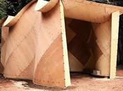Dieste Pavilion Workshop Diseño Paramétrico Fabricación Digital FADU UDELAR