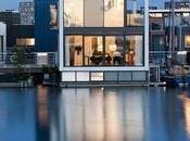 casas flotantes IJburg (Ámsterdam).