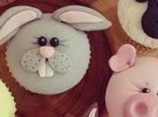 Imagenes cupcakes decorados fondant para cumpleaños