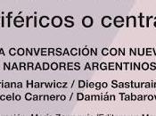 Conversación nuevos autores argentinos Madrid
