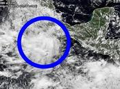 """tormenta tropical """"Ramón"""" nace Pacífico frente costas Oaxaca(México)"""