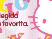 Imágenes Hello Kitty para postales infantiles especiales.