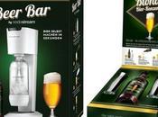 gadget para convertir agua cerveza propia casa