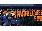 Impresiones 'Thimbleweed Park': aventura gráfica quisiste jugar