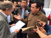 Carreras señala gobierno está trabajando tema periodista secuestrado
