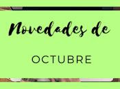 Novedades: Octubre 2017