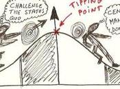 Tipping point Catalan process