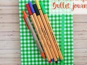 agenda personalizada Bullet Journal