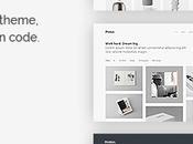 temas minimalistas populares para WordPress