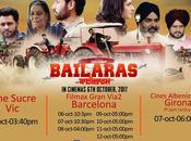 Bailaras, cine punjabi Barcelona