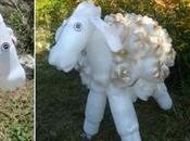 Aprende cómo hacer oveja botellas plástico