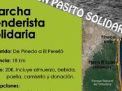 """Marcha Senderista pasito solidario"""""""